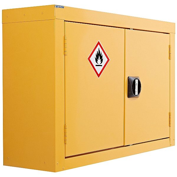 Hazardous Flammable Substance Wall Cupboard