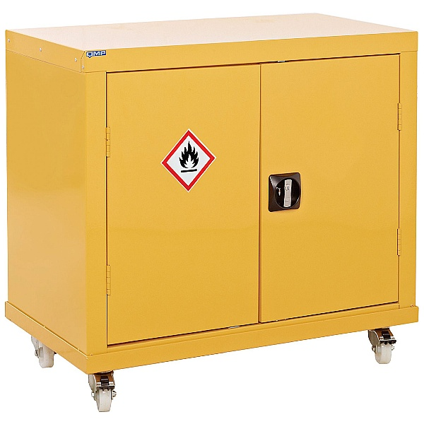Hazardous Flammable Substance Mobile Cupboards