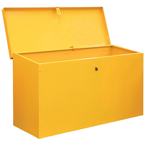 Hazardous Flammable Substance Floor Chests
