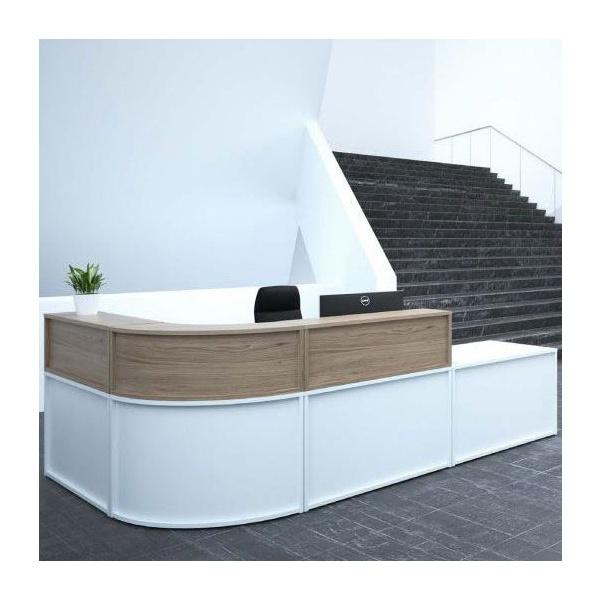 NEXT DAY Flex Modular Reception Desk