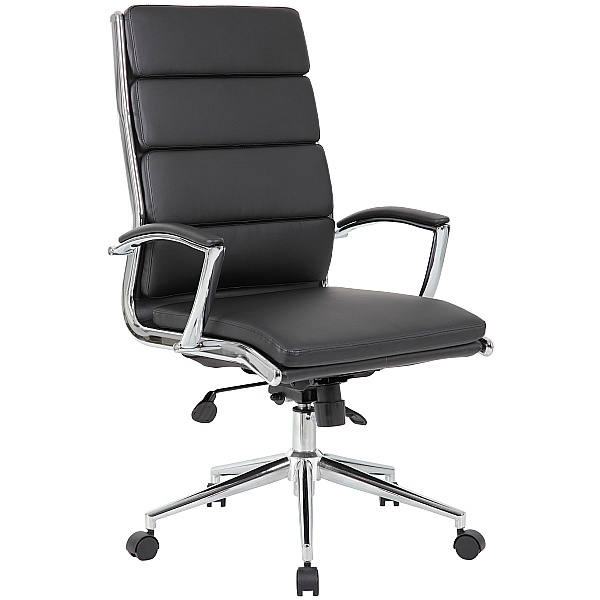 Venice High Back Executive Bonded Leather Manager Chair