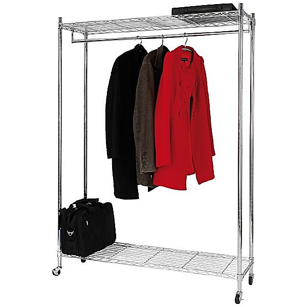 Mobile Coat Rail