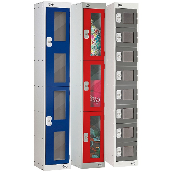 Store-It Insight Lockers With ActiveCoat