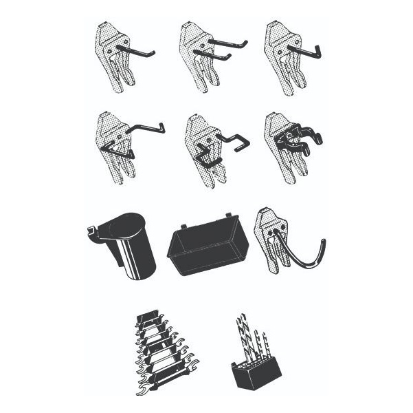 Tool Clip Mix Kits