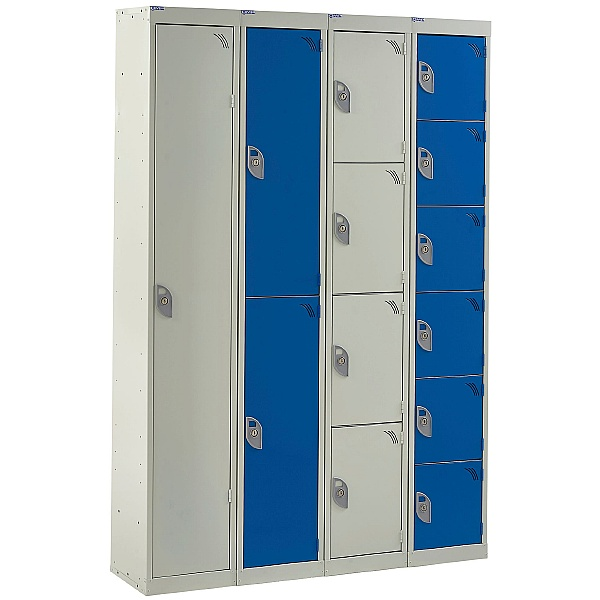 Select Express Lockers With Germ Guard