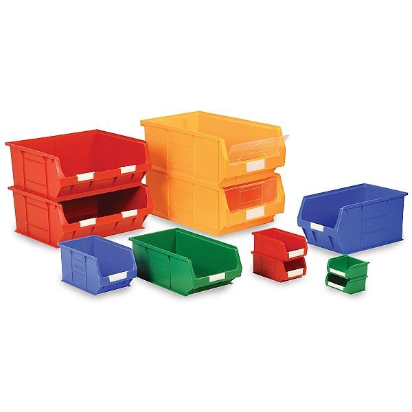 Topstore Value Plastic Bin Packs
