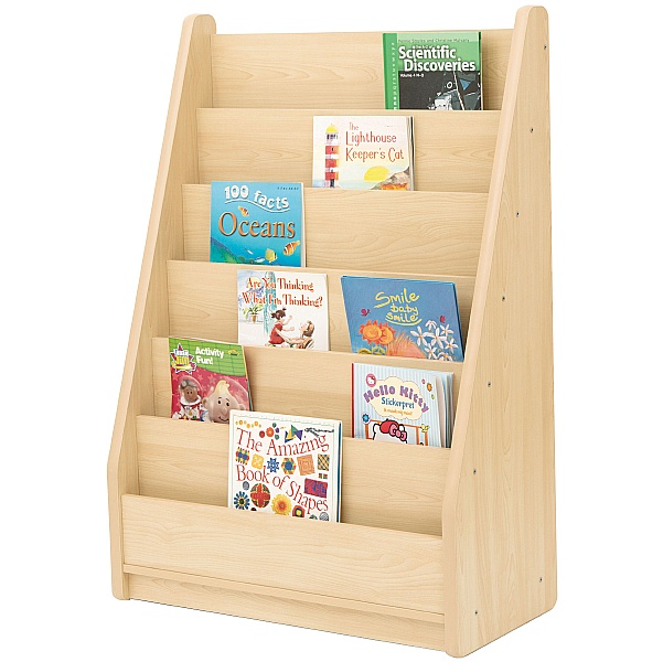 Elegant Classroom Book Storage Unit