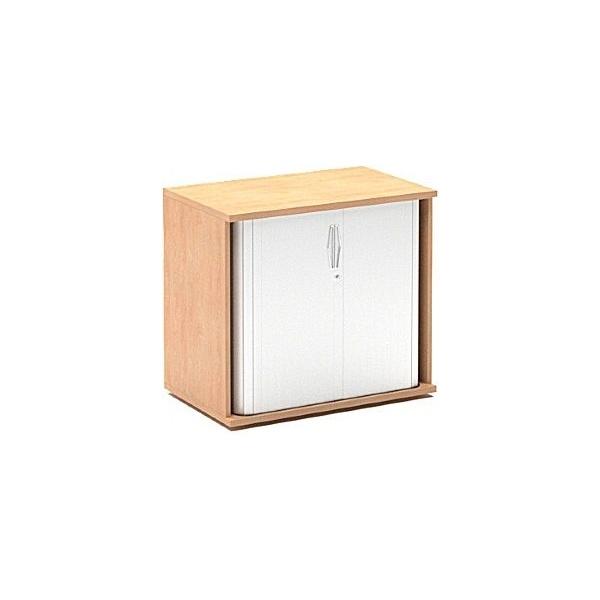 NEXT DAY Ratio Essential Desk High Tambour Cupboards