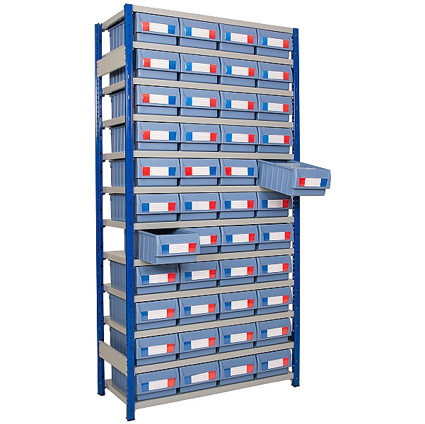 Clip-Fit Boltless Shelving and Tray Kit H
