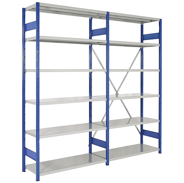 Clip-Fit Boltless Shelving System