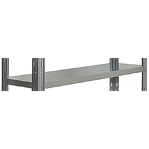 Extra Shelves for Wide Galvanised Budget Boltless Shelving System