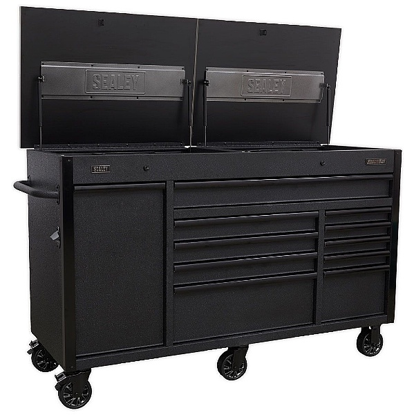 Sealey Mobile Tool Cabinet with Power Tool Charging Drawer