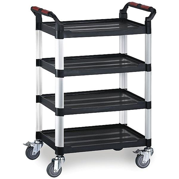 Multi-Purpose Tray Trolley - 4 Shelf