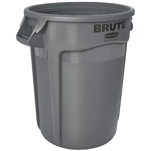 Brute Round Waste Containers 122.1L