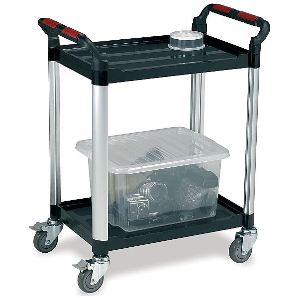 Multi-Purpose Tray Trolley - 2 Shelf