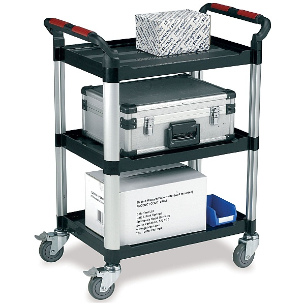 Multi-Purpose Tray Trolley - 3 Shelf