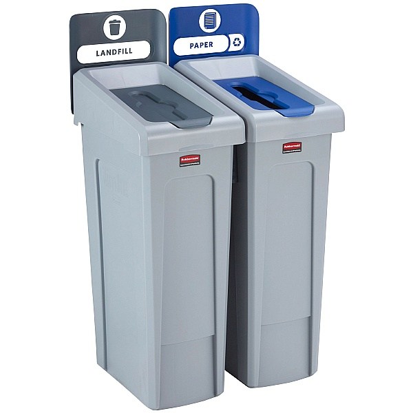 Slim Jim Make Your Own Recycling Station
