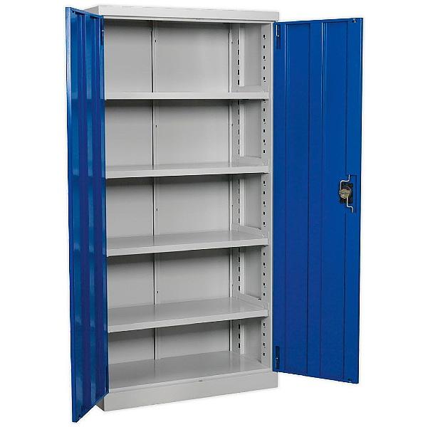 Sealey Industrial 4 Shelf Cabinet