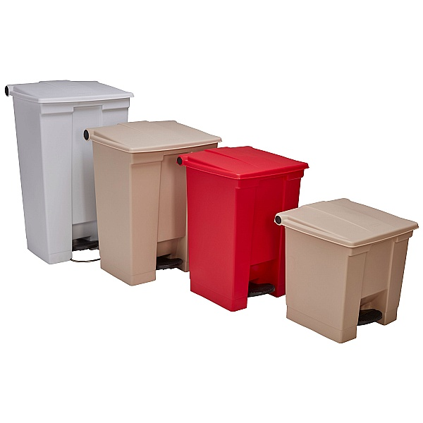Legacy Step-On Waste Containers