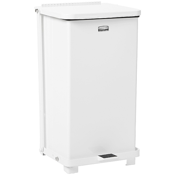 The Defenders Fire-Resistant Step-On Pedal Bin