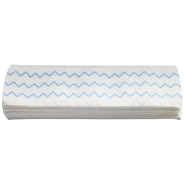 Hygen Microfibre Disposal Mop Pads