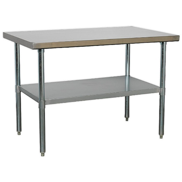 Sealey Stainless Steel Workbenches