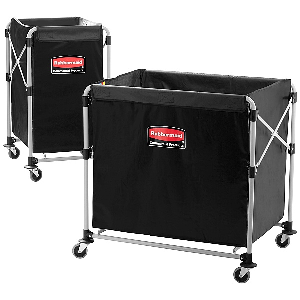 Rubbermaid Cleaning X-Cart 300 Litres