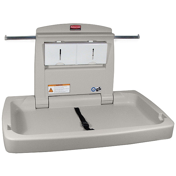 Horizontal Baby Changing Stations