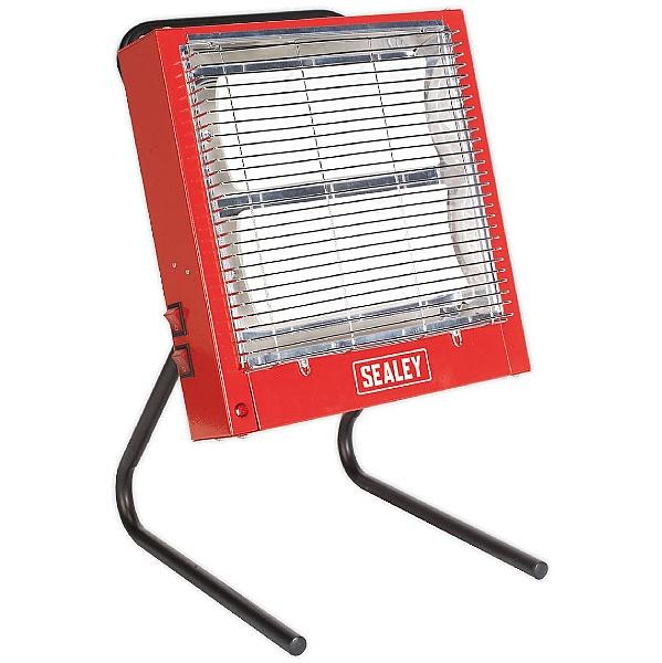 Sealey 1.4/2.8kW 230V Ceramic Heaters