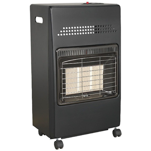 Sealey 4.2kW Cabinet Gas Heater