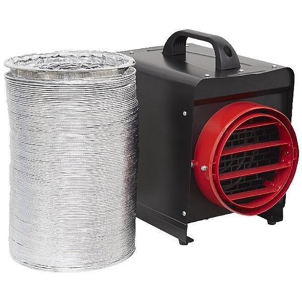 Sealey Industrial Fan Heaters