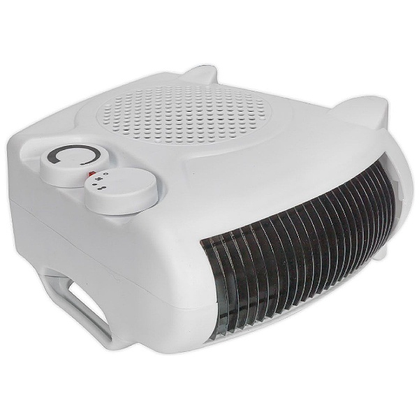 Sealey  2000W/230V  Fan Heater With 2 Heat Settings & Thermostat