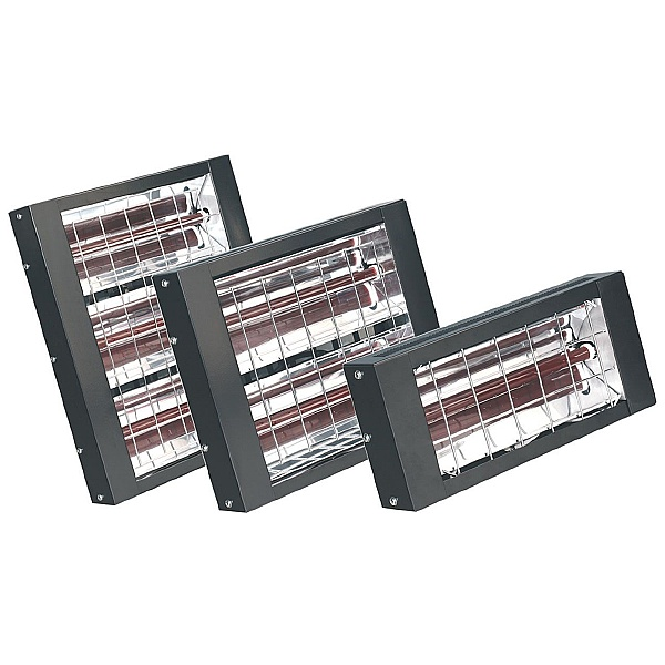 Sealey Infrared Quartz Heaters - Wall Mounting 230V