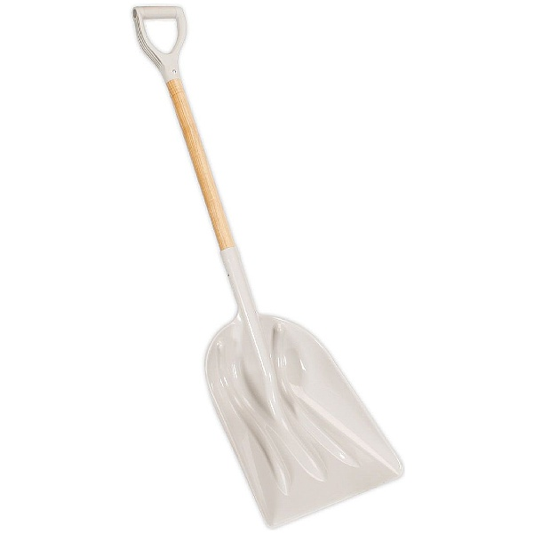 Sealey General Purpose Shovel 900mm With Wooden Handle