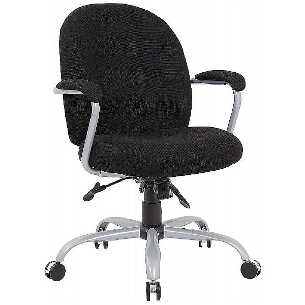 Sigma 27 Stone Heavy Duty Operator Chair