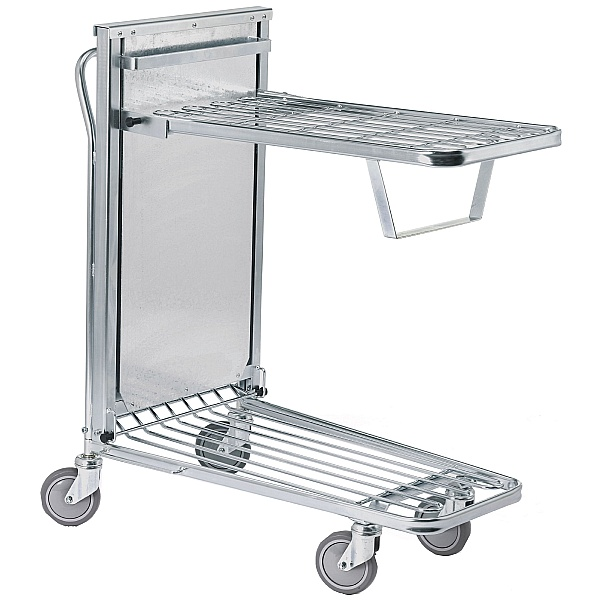 Konga 300kg Self Levelling Stock Trolley