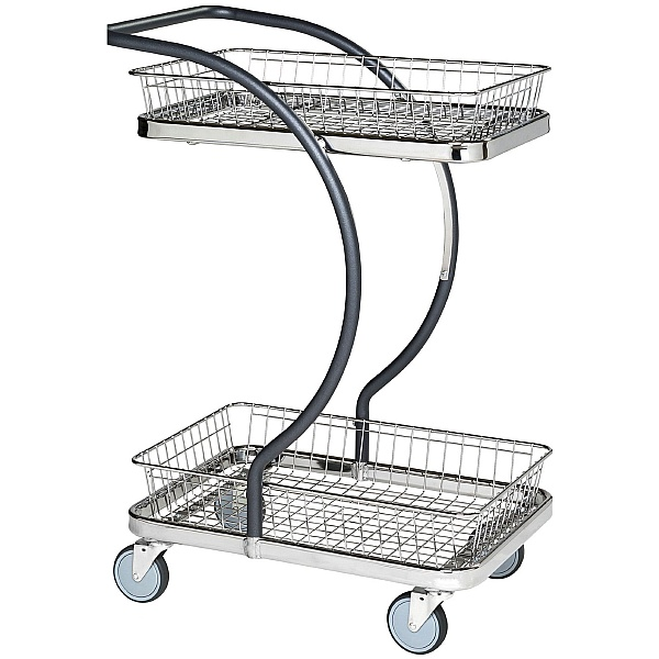 Konga Allround C-Line Small Top Basket Table Trolley