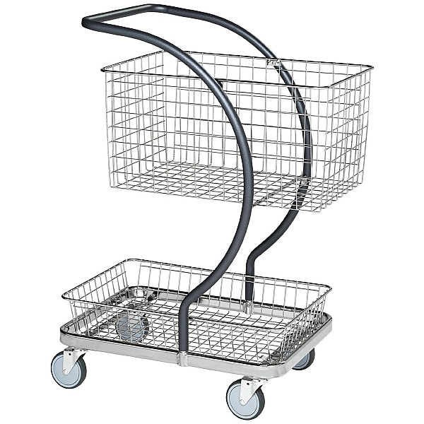 Konga Allround C-Line Large Top Basket Table Trolley