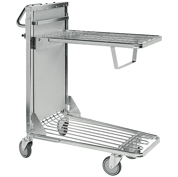 Konga Adjustable Self-Levelling Stock Trolley