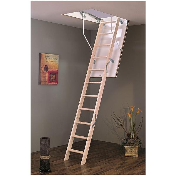 Laddaway Eurofold Timber Loft Ladders