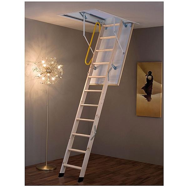 Laddaway EnviroFold Timber Loft Ladders