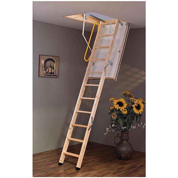 Laddaway LuxFold Timber Loft Ladders