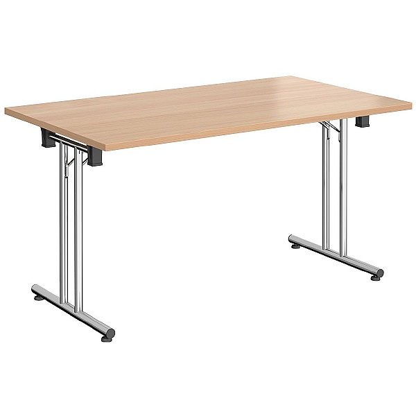 NEXT DAY Unite II Classic Rectangular Folding Tables