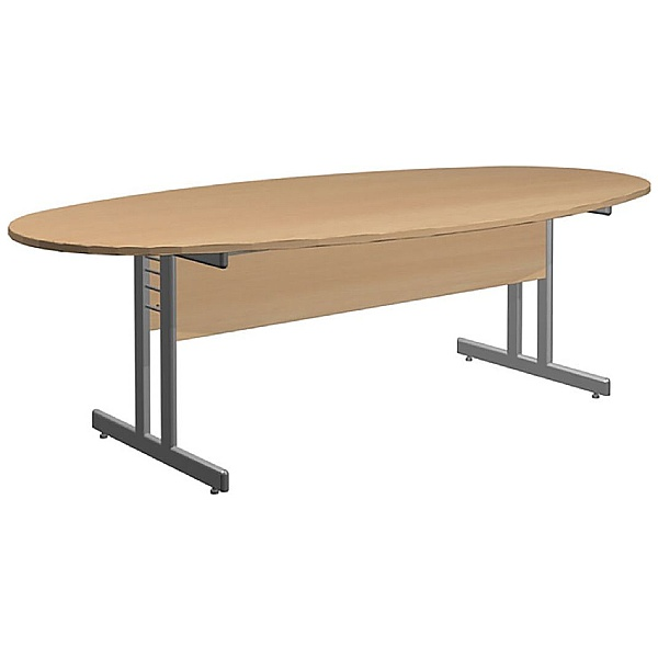 Solar Oval Boardroom Tables