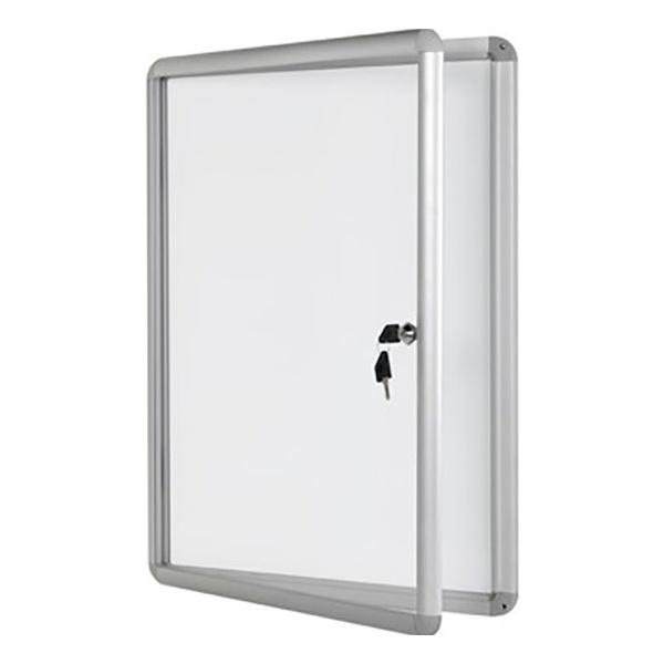 Bi-Office Tamperproof Whiteboard Display Cases