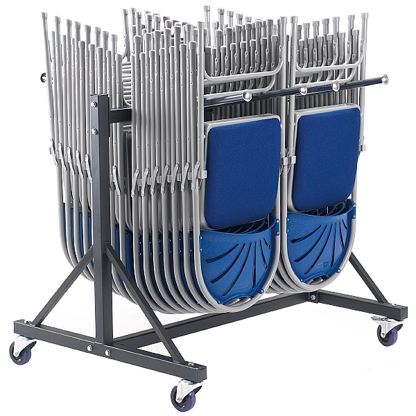 Low Hanging Chair Trolley 2 Rows