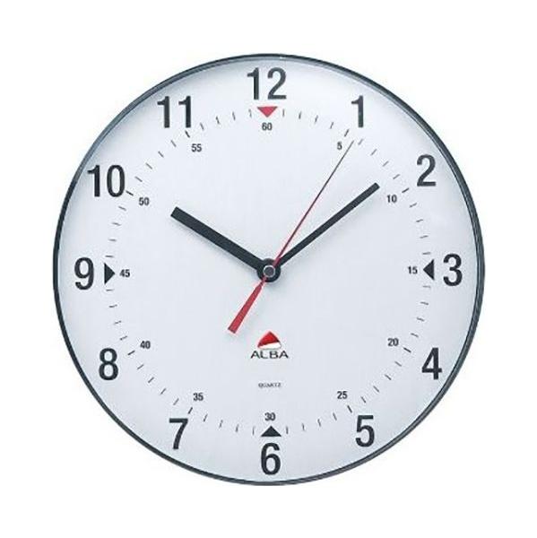 Alba Classic Office Wall Clock