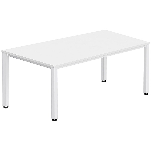 BN Easy Space Rectangular Conference Tables - Squa