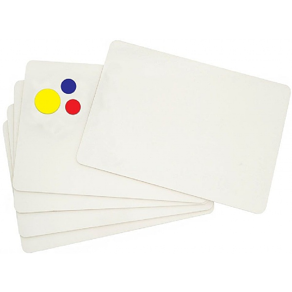 Show 'N' Tell Rigid A4 Magnetic Board Pack