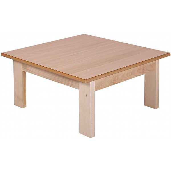 Solid Beech Wooden Coffee Table